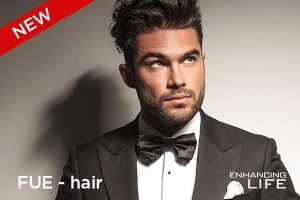 new FUE hair replacement at HE Clinic bangkok