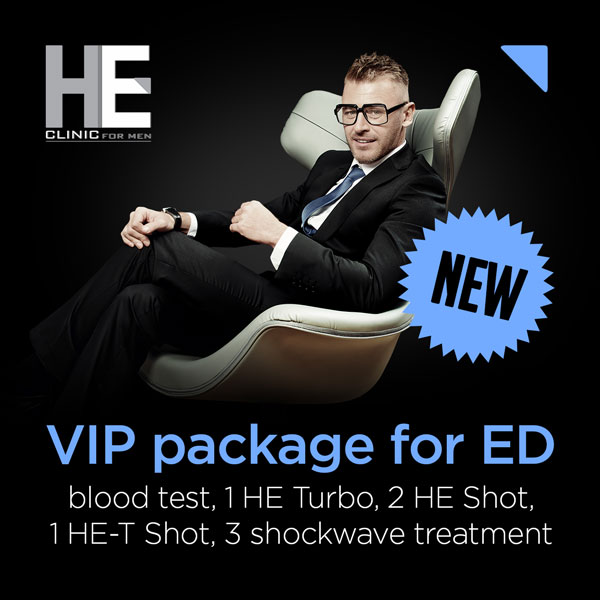 New vip package for ED