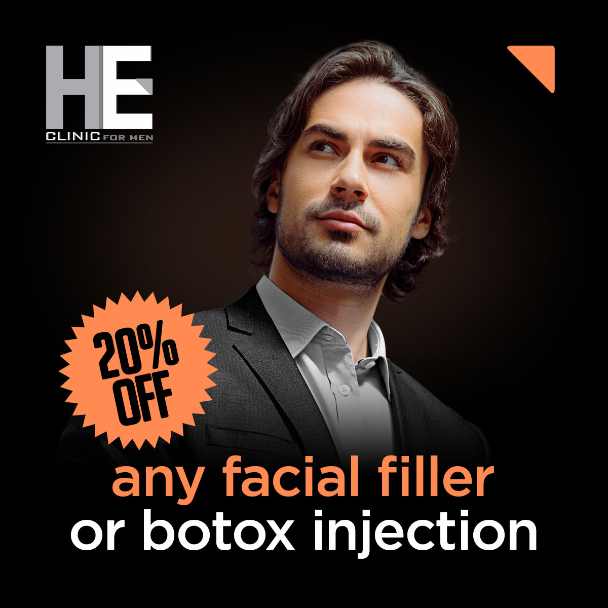 botox promotion at HE Clinic