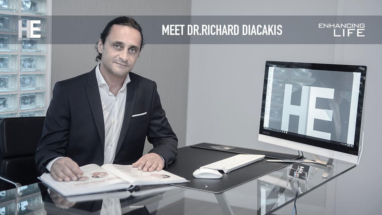 video by dr richard founder of he clinic for men, thonglor, bangkok