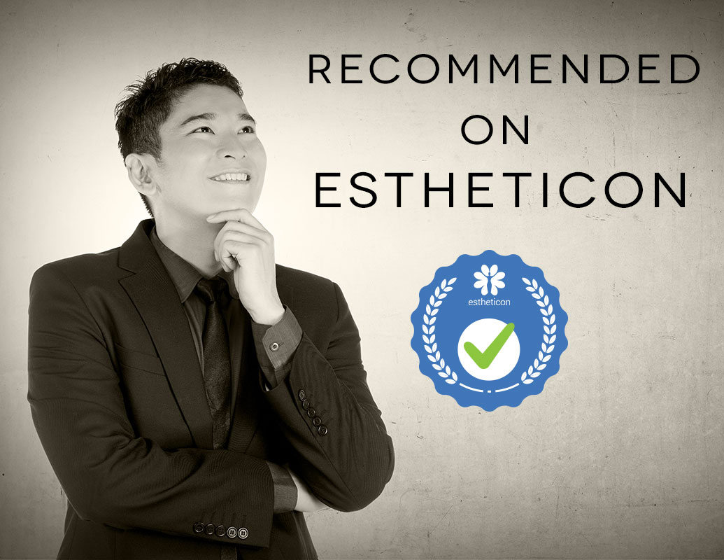 Testimonials on Estheticon from He Clinic for Men patients in Bangkok
